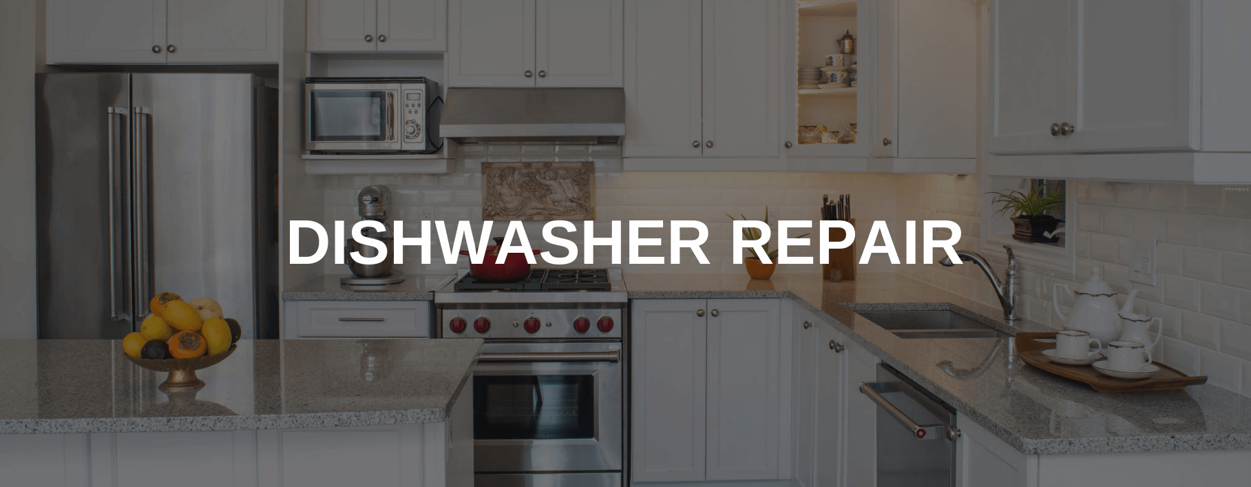 dishwasher repair manchester