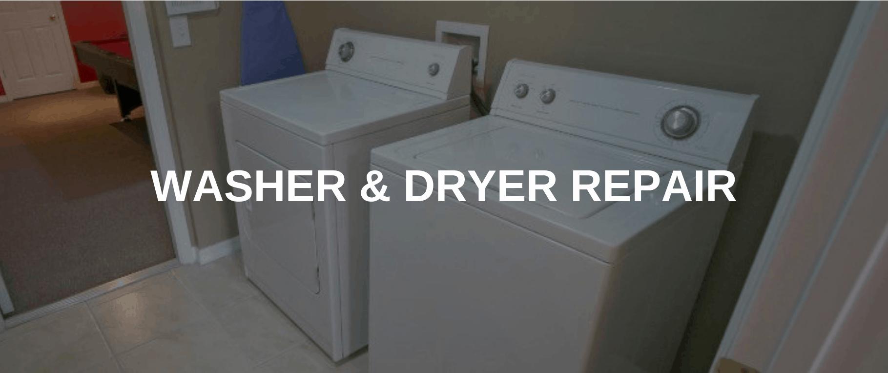 washing machine repair manchester
